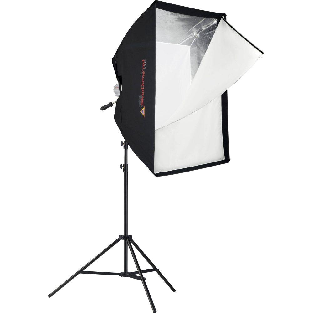 Studio Lighting Rental: Photoflex Large Softbox Kit Rental