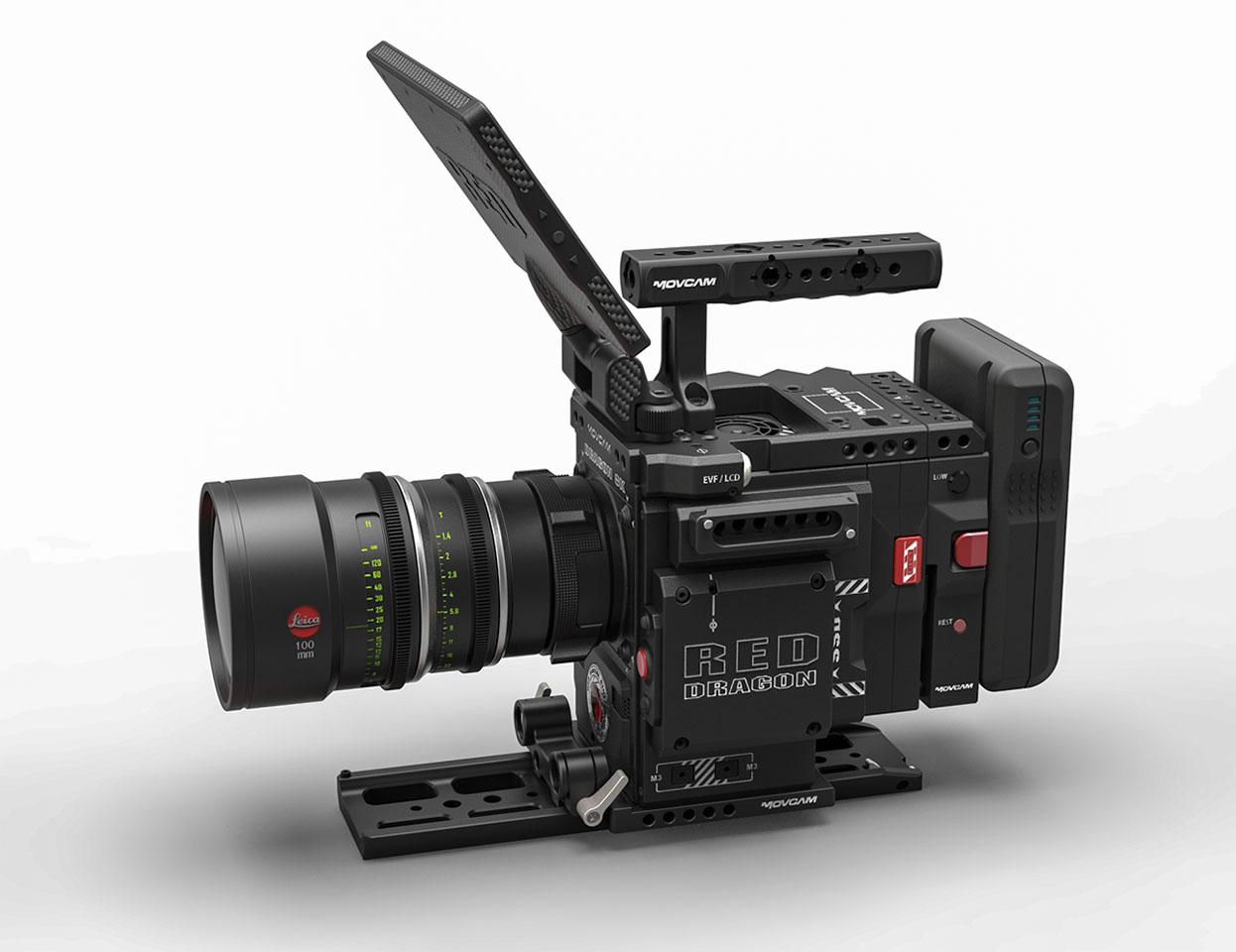 RED Cameras Rentals - Camera Rentals Vancouver