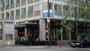 Our Office at 409 Granville St., #1003, Vancouver, BC