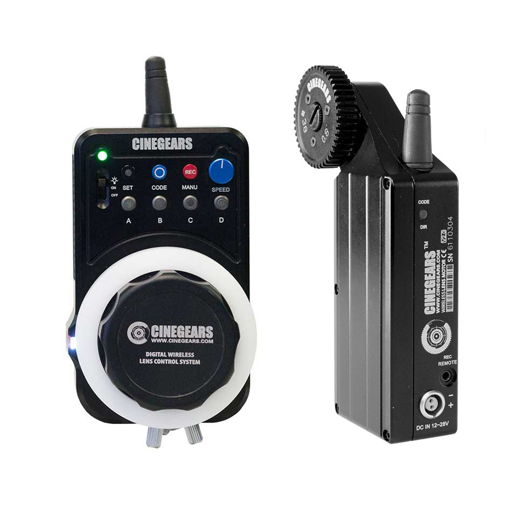Cinegears Wireless Follow Focus Rental Camera Rentals