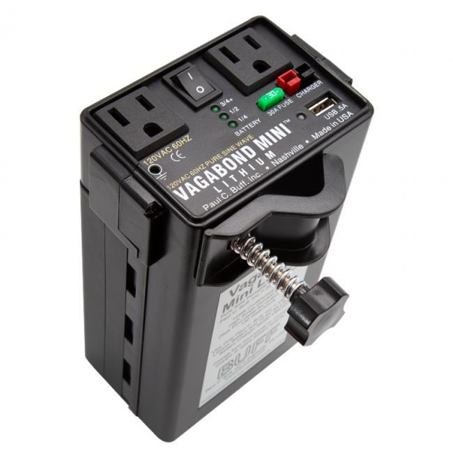 Vagabond Mini Strobe Battery Pack Rental
